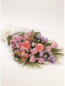 Flowers in Cellophane (Standard Size)