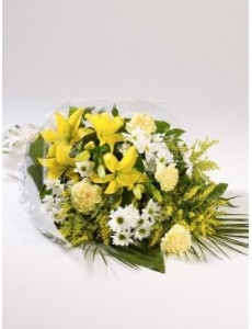 Flowers in Cellophane (Large Size)